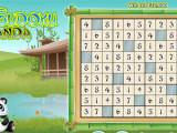 Sudoku Panda Kraskaart