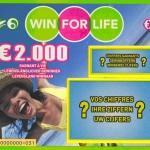 Win for life biljet