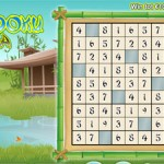 Sudoku Panda kraslot krassen