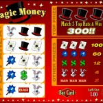 Magic Money kraslot